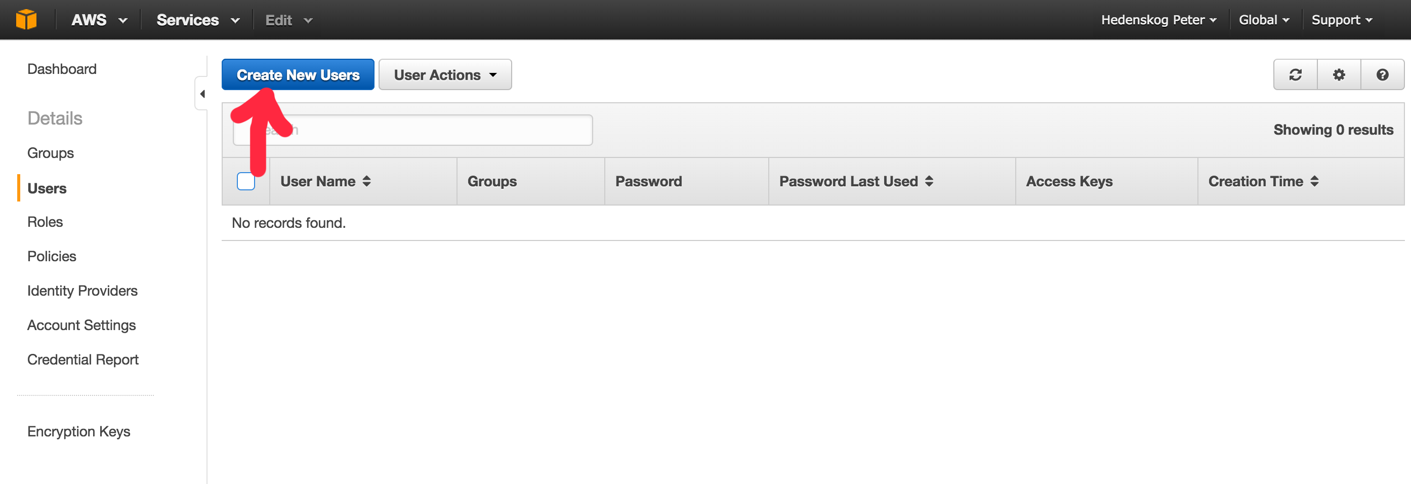 Private WebPageTest instances on AWS